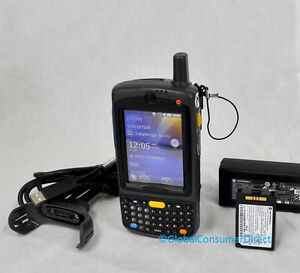 Motorola Mc75 Mc7596-pzcsurwaawr 1d//2d Laser Lettore Codici a Barre Gsm