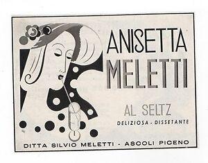 Pubblicita-1941-ANISETTA-MELETTI-ASCOLI-PICENO-advert-werbung-publicite-reklame