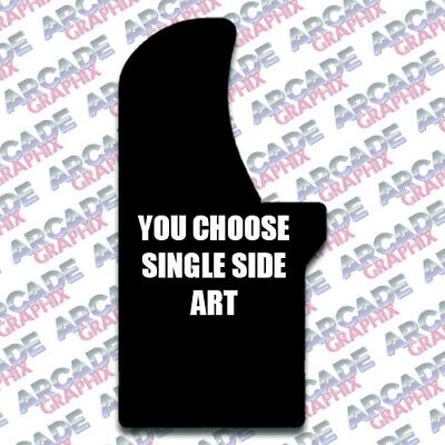 Arcade1up Rampage Arcade Cabinet Sideart Graphic Decal Artwork Kit