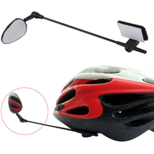 Bicycles Helmet Bikes Reflect Mirrors ABS Rearview Mirror 360° Rotation Cycling