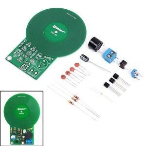 Metal Detector Kit Electronic Kit Dc 3v 5v 60mm Non Contact Sensor