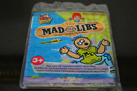 Wendy's Kids Meal Toy - Mad Libs - World's Greatest Word Game - Sealed C