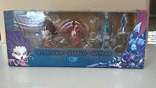 Blizzcon 2013 Cute But Deadly Arthas Kerrigan Diablo Miniature Action Figures