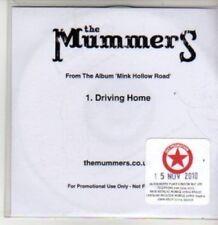 (BT680) The Mummers, Driving Home - DJ CD