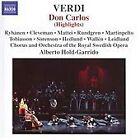 Giuseppe Verdi - Verdi: Don Carlos (Highlights, 2006)