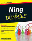 Ning For Dummies by Manny Hernandez (Paperback, 2009)