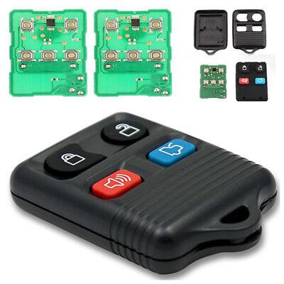 Mazda Mercury Car Key Fob Keyless Entry Remote fits Ford CWTWB1U331 GQ43VT11T CWTWB1U345 4-btn Bulk Lot of 10 Lincoln