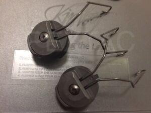 FMA-Sordin-Type-Headset-Fast-Helmet-Rail-Adapter-Set-TB398-BLACK