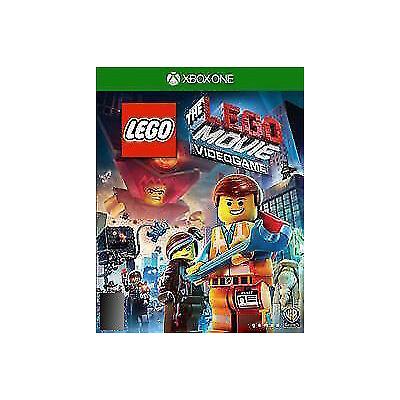 The LEGO Movie Videogame Microsoft Xbox One NEW