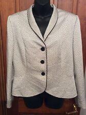 DESIGNER White & Black ALBERT NIPON Jacket 12