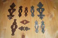 Schlüsselschild 10 Stück, Sonderposten - Lagerbereinigung.