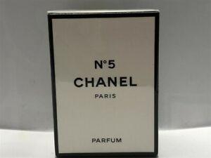 Chanel-No-5-0-25-oz-7-ml-Parfum-for-Women-Old-Formula-Sealed-Made-in-France