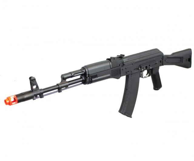 Kwa Full Metal Erg Akr 74m Aeg3 Electric Recoil Airsoft Gun 106 00703 For Sale Online