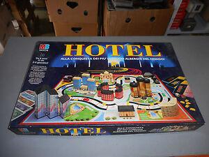 Gioco da tavolo in scatola hotel quasi completo mancano lampioncini royal z14 ebay - Gioco da tavolo non t arrabbiare ...