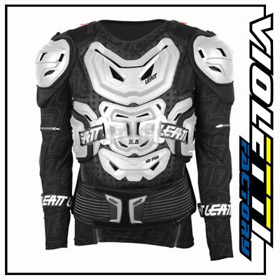 Dedito Pettorina Protezione Moto Leatt Body Protector 5.5 Cross Enduro Motocross