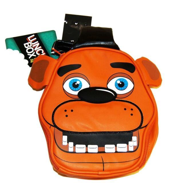 Five Nights At Freddy's Insulated Fazbear Lunchbox