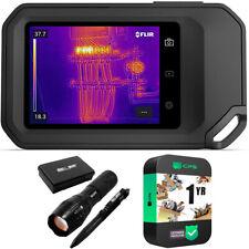 Flir C5 Compact Thermal Imaging Camera With Wifi Warranty Bundle
