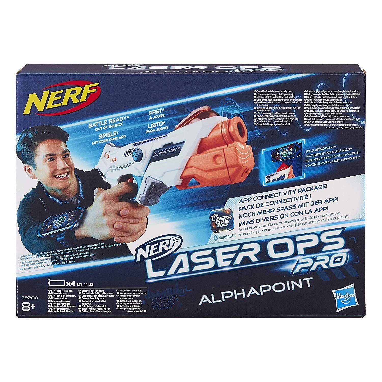 Hasbro E2280EU4 NERF Laser Ops Pro - Alphapoint  | Elegant