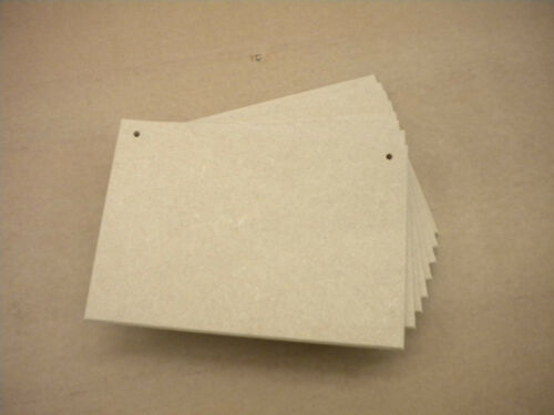 Wooden MDF Blank Plaques or Signs,With or Without Holes,Size  A4 or A5 x 6mm
