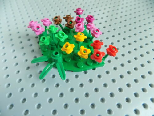 LEGO Large Garden Flowers Green//Plant  30 pieces