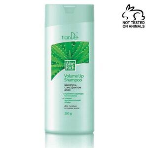 Aloe-Rich-Volume-Up-Hair-Shampoo-Dull-And-Thin-Hair-Tiande-200g