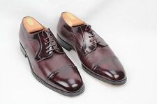 Men's New Stamati Mastroianni Genuine Leather Hand-crafted Italian Shoes 11.5 M