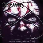 Perceptive Deception [PA] by Disavowed (CD, 2001, Unique Leader Records)