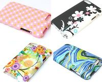For Ipod Touch 2nd & 3rd Generation - Hard Protector Snap On Skin Case Cover