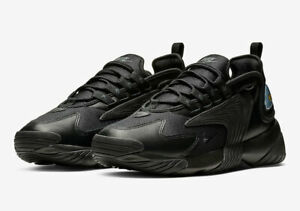 Uk9 New Ao0269002 Chunky Nike Zoom Triple 2k Negro antracita Og zAqdXxwA