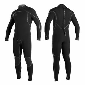 O-039-Neill-Psycho-One-3-2mm-Back-Zip-Wetsuit-2019-Black