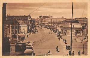 Charkow / Харків Ekaterinoslawskajastr. Екатеринославская ул. Feldpostkarte 1911
