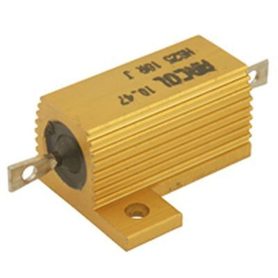 0.47R 0R47 10W aluminio revestido de Resistor HS10 Arcol