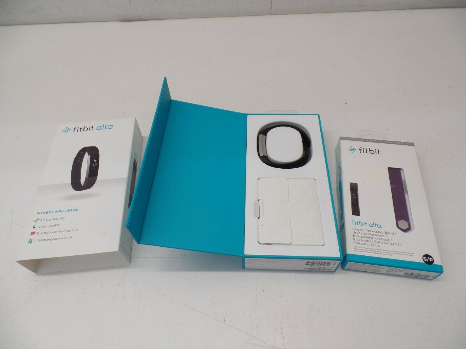 Fitbit Alta + Bonus Small Band