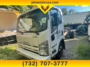 2015 Isuzu Other Base 2dr Cab Over Long Chassis DRW