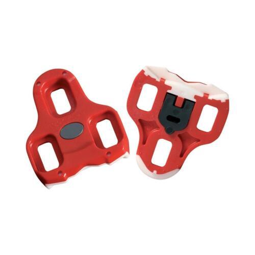 coppia tacchette keo cleat rosso 9 421539560 LOOK pedali bici
