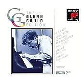 1 of 1 - Johann Sebastian Bach - Glenn Gould plays Bach (1992) double cd album