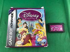 Disney Princess Game Boy Advance BOX & GAME ONLY (BEAT UP BOX)
