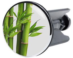 waschbeckenst psel abflussst psel st psel wc waschbecken abfluss stopfen bambus ebay. Black Bedroom Furniture Sets. Home Design Ideas