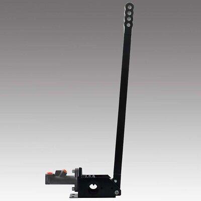 Universal Vertical 630mm Long Hydraulic Drift  Aluminum Handbrake Black