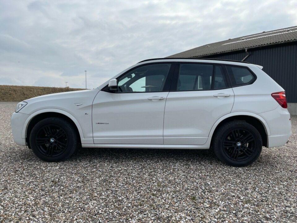 BMW X3 2,0 xDrive20d M-Sport aut. Van Diesel aut.