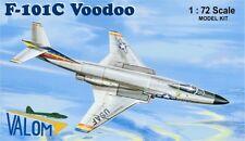 F-101 C VOODOO (USAF MARKINGS) 1/72 VALOM