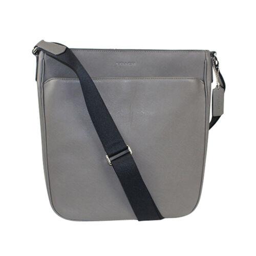 NWT Coach Men/'s Lexington Saffiano Briefcase Messenger Bag 71286
