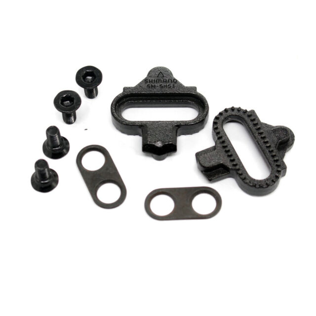 Shimano Sm-sh56 SPD Multi-release Pedal Cleats No Nut Y41S98100 for sale online