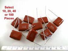 Poly Capacitor Suntan TS02002J104KSB0E0R 0.1uf 630V 10/% Metal