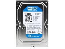 """Western Digital HDD WD10EZRZ 1TB Blue SATA 3.5"""" 64MB Cache"""
