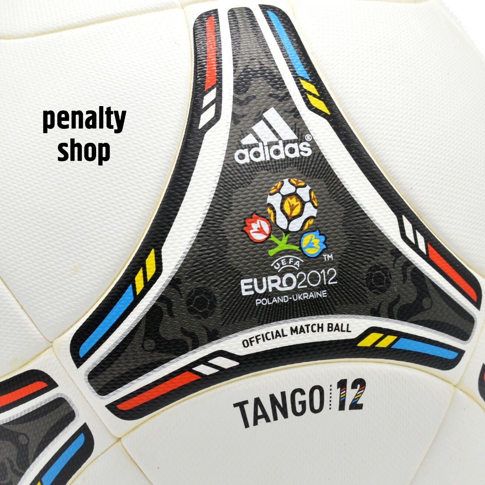 Original Adidas tango Match Ball Replica UEFA Euro 2012 neu Size 5 Poland Fußball