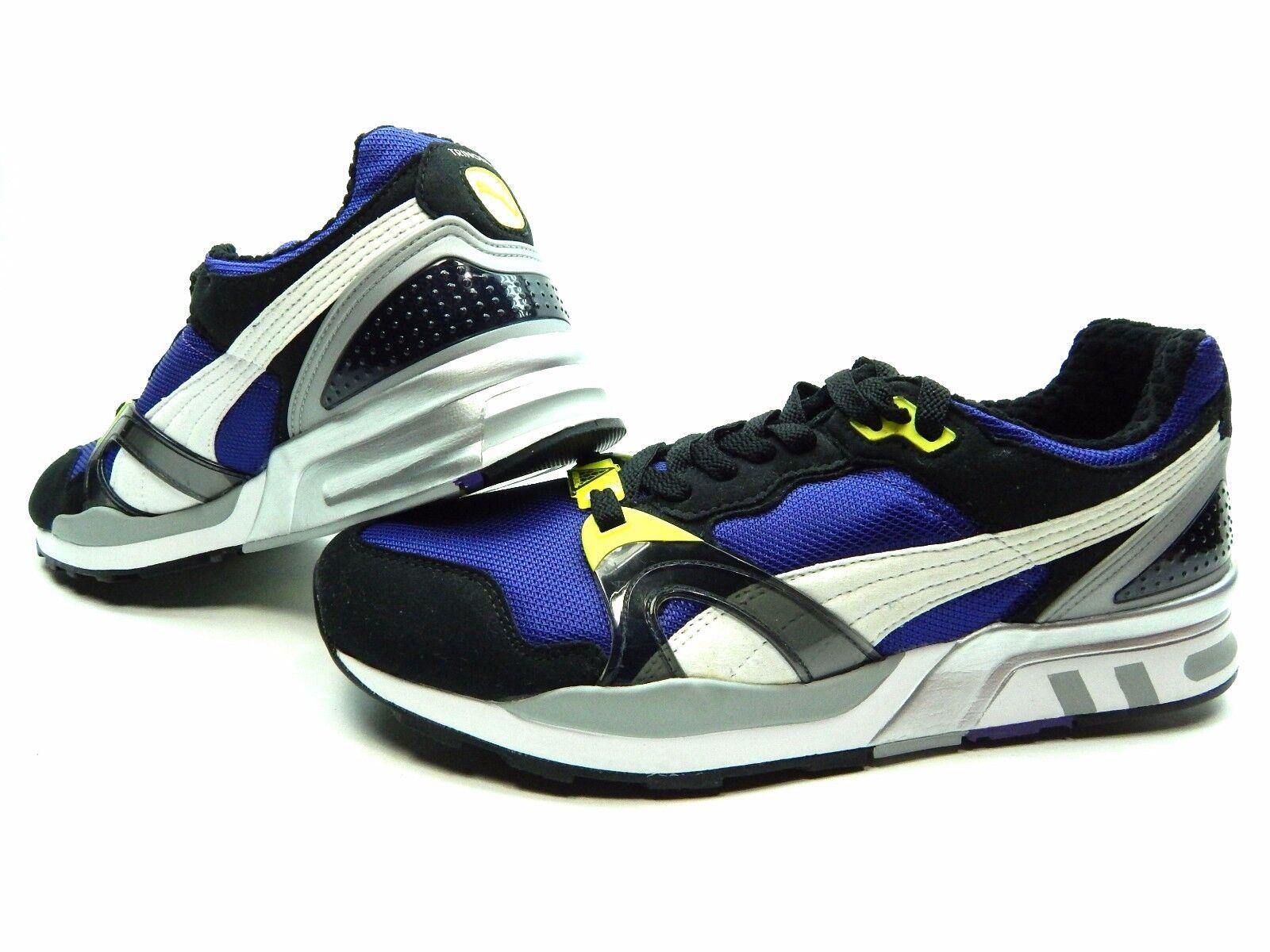 Puma Hombre trinomic XT PRISM Violet 10,5 Negro Blanco zapatos tamaño 10,5 Violet 27f0ad