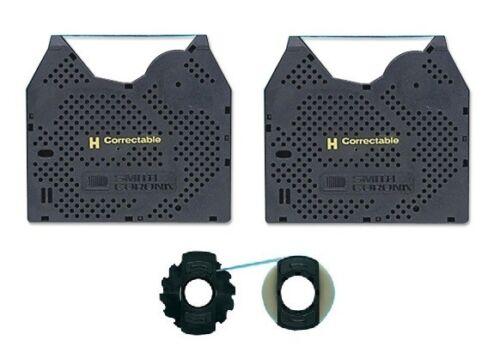Smith Corona Mark V 2PK Ribbon and 1PK Correction Tape Spools Free Shipping