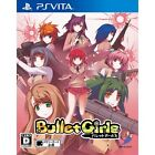 Bullet Girls (Sony PlayStation Vita, 2014) - Japanese Version