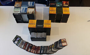 2-Fat-Pack-Collection-1000-MtG-Cards-Commons-Uncommons-Magic-the-Gathering